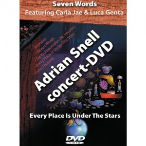 EVERY PLACE/7 WORDS CONCERT DVD